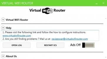 WiFi Virtual Router Image 2
