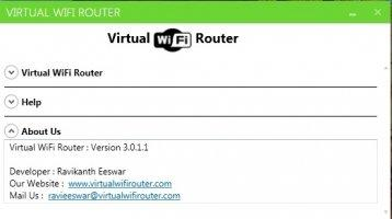 WiFi Virtual Router Image 5